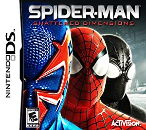 Spiderman: Shattered Dimensons / Game