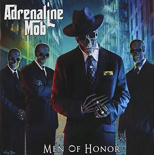 Adrenaline Mob - Men Of Honor [Japan CD] MICP-11143 by Adrenaline Mob (2014-02-19)