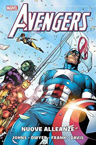 scaricare Nuove Alleanze. Avengers italiano libri