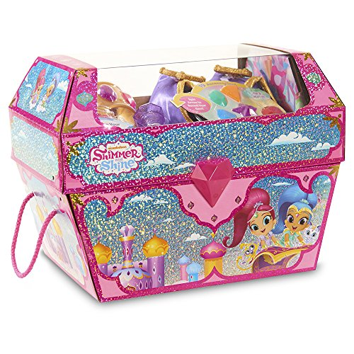 Baúl mágico para muñecas y princesas.