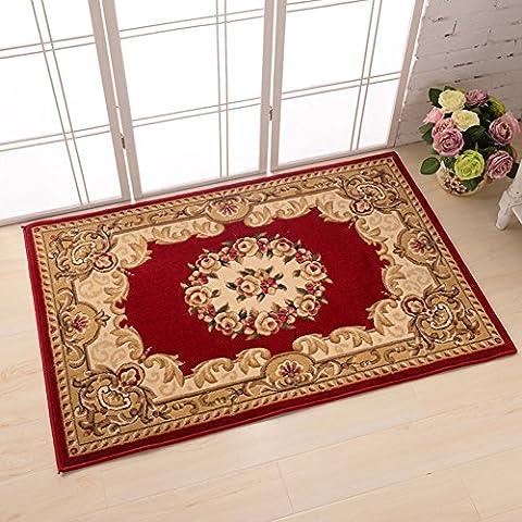 Zerbini/Ispessito continentale fiori recisi Zerbini/Soggiorno coperta in camera da letto/Zerbini-A 60x90cm(24x35inch)