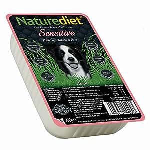 Naturediet Sensitive 390 g (Pack of 18)