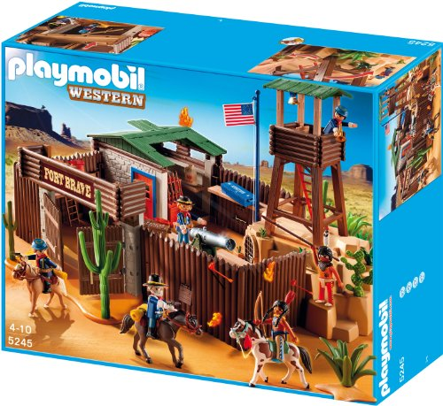 Playmobil 5245 - Großes Western-Fort
