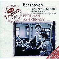 """Beethoven: Violin Sonatas Nos.9 """"Kreutzer"""" & 5 """"Spring"""""""