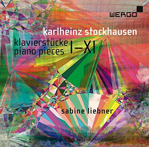 Preisvergleich Produktbild Klavierstücke I-XI