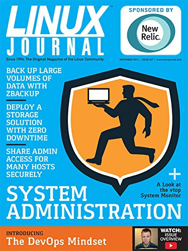 Linux Journal November 2014 (English Edition) por Kyle Rankin