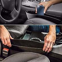 Para teléfono moneda accesorios asiento de coche bolsa de almacenamiento titular organizador Asiento Caja de almacenamiento de costura bolsa de vapor