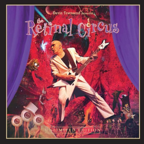 Retinal Circus by Devin Project Townsend (2013-11-05)