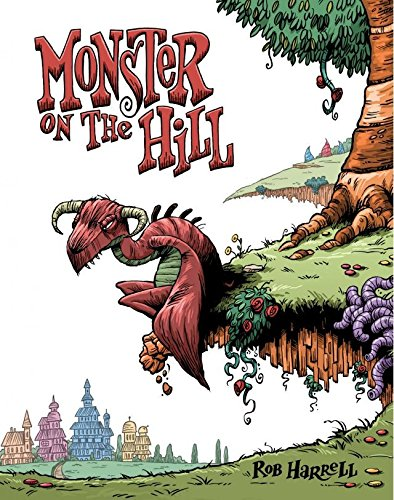 Monster On the Hill (English Edition)