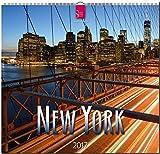 NEW YORK - Original Stürtz-Kalender 2017 - Mittelformat-Kalender 33 x 31 cm
