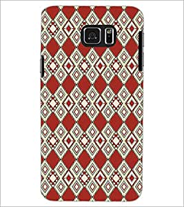 PRINTSWAG PATTERN Designer Back Cover Case for SAMSUNG GALAXY S6 EDGE PLUS