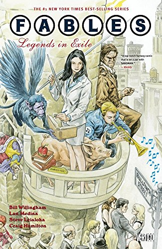 Fables Vol. 1: Legends in Exile Childrens Place Jeans
