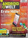 Android Welt 5 2016 Erste Hilfe Zeitschrift Magazin Heft Einzelheft