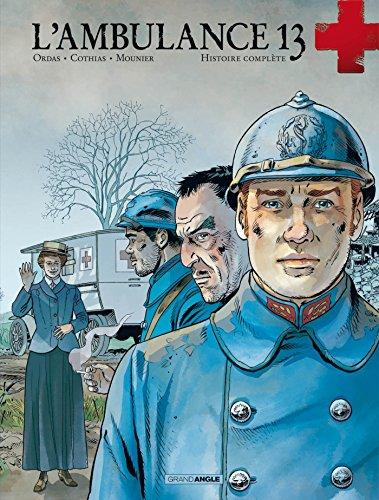 L'ambulance 13 - intégrale volumes 3 et 4