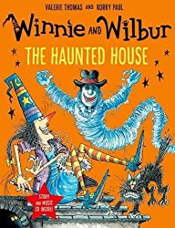 Winnie and Wilbur: The Haunted House (Paperback & CD) by Valerie Thomas (2016-09-01)