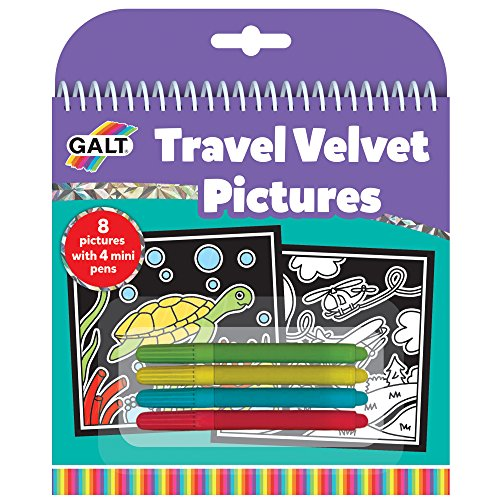 Galt Toys Travel Velvet Pictures