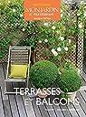 Terrasses et balcons par Horiot