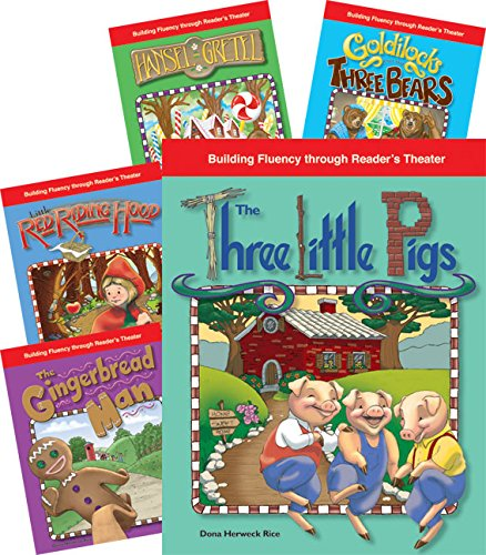 Reader\'s Theater: Fairy Tales 5-Book Set