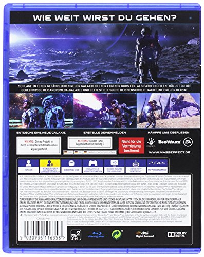 Mass Effect: Andromeda – [PlayStation 4] - 2
