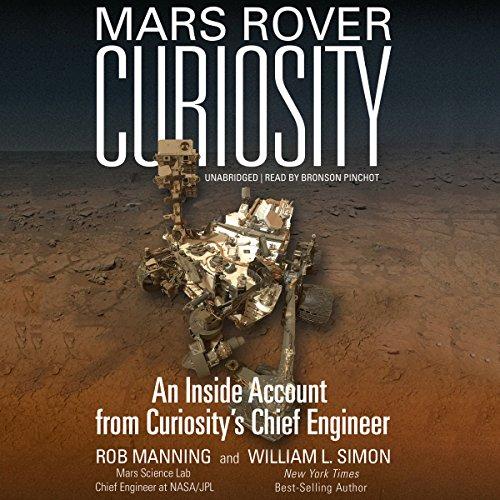 Mars Rover Curiosity  Audiolibri