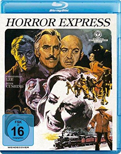 Horror Express [Blu-ray] -