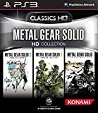 Metal Gear Solid - HD Collection [Classics HD] [PEGI] - PS3