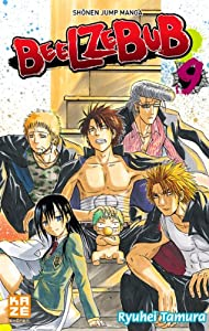 Beelzebub Edition simple Tome 9