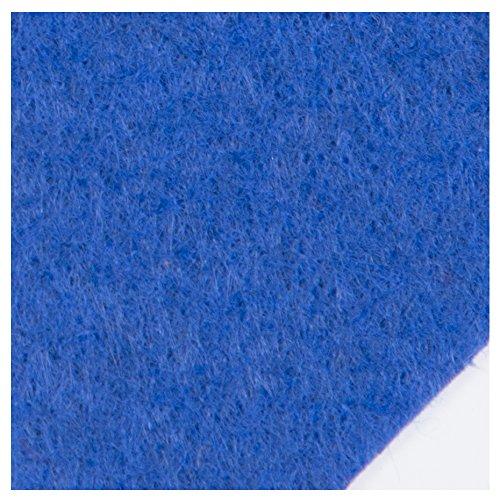 Berry - Moqueta Ferial Azul Ducados 820