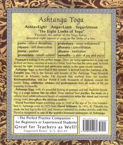 Zoom IMG-2 ashtanga yoga the practice manual