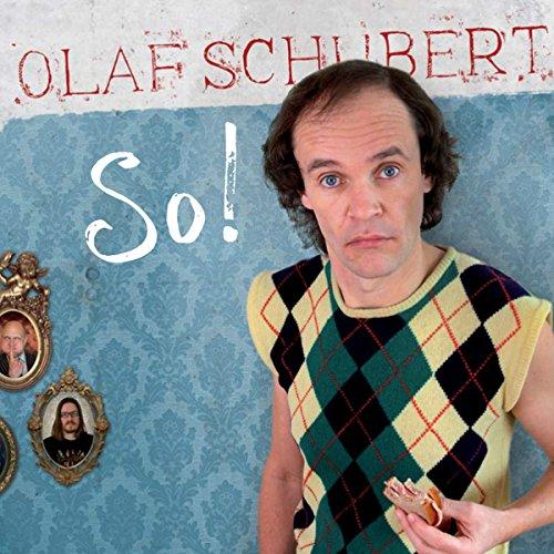 Buchseite und Rezensionen zu 'So.' von Olaf Schubert