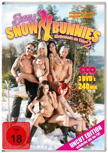 Sexy Snow Bunnies - Girlfriends on Tour Vol. 2 (3-Disc Uncut Edition) [3 DVDs] hier kaufen