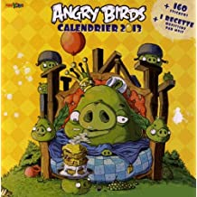 Calendrier Angry Birds 2013