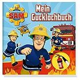Feuerwehrmann Sam: Mein Gucklochbuch: Pappbilderbuch mit Gucklöchern