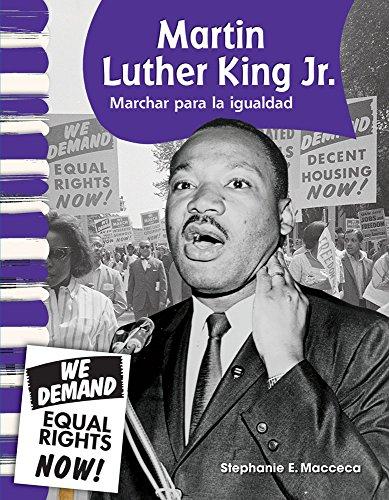 Martin Luther King Jr. (Social Studies Readers) por Stephanie Macceca