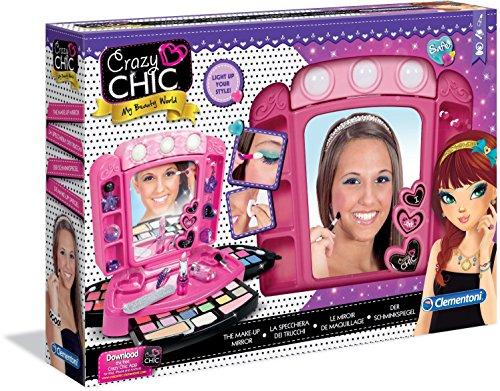Crazy Chic - Estudio Maquillaje Clementoni 159819