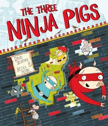 Naughty Red Riding Hood - The Three Ninja