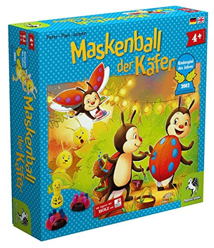 (Pegasus Spiele 66001G - Maskenball der Käfer)