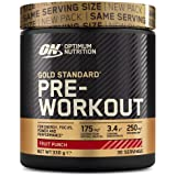 Optimal näring guld standard före träningspulver, energidryck med kreatinmonohydrat, beta alanin, koffein och vitamin B-kompl