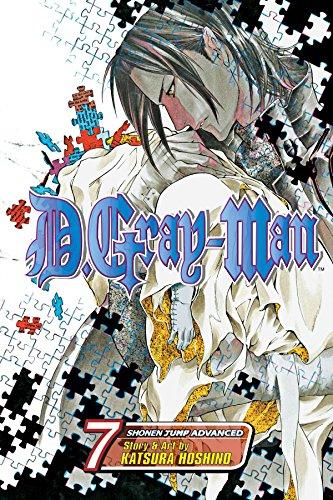 D. Gray-Man, Vol. 7 Cover Image