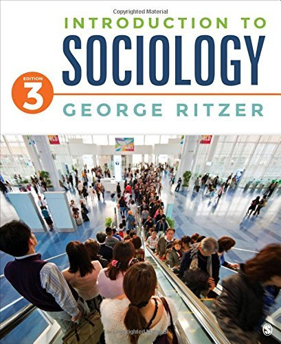 Introduction to Sociology by George Ritzer (2015-10-08)