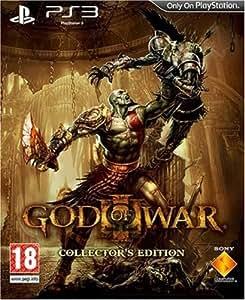 God of war 3 dition collector jeux vid o for God of war 3 jardines superiores
