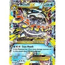 Pokemon - Mega-Glalie-EX (35/162) - XY BREAKthrough -