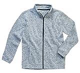 Strickfleece-Jacke für Herren, für Sport, Freizeit und zum Wandern, Premium-Qualität von Stedman® Active Outdoor - Größe XL