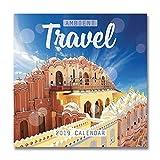Ambient Travel Square Kalender 2019