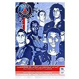 Paris Saint - Germain Fussball Adventskalender 65g Schokolade