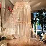 Jumbo mosquitero para la cama,Tamaño de la reina,No mordida me insecto repelente rey neto del pabellón de la cama-B 200x200cm(79x79inch)