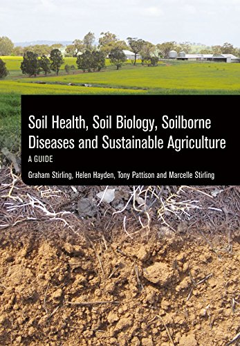 Soil Health, Soil Biology, Soilborne Diseases and Sustainable Agriculture: A Guide por Graham R. Stirling