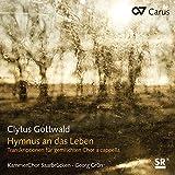 Gottwald: Hymnus an das Leben - Transkriptionen für gemischten Chor a cappella
