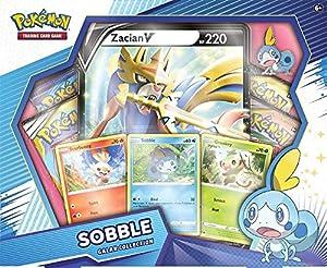 Pokémon POK80476-6 TCG: Galar Collection (uno al Azar), Colores Variados