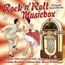 Rock'N'Roll Musicbox-50 Original Hits